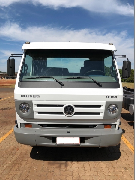 VOLKSWAGEN 9.150 DELIVERY TB-IC E  4X2